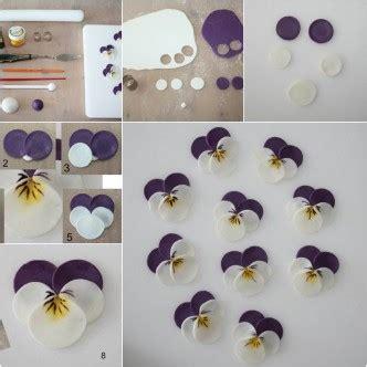 diy beautiful polymer clay flower step  step art