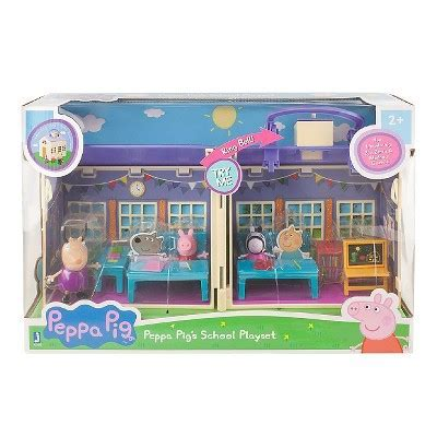 Peppa Pig Deluxe School House Toy : Target