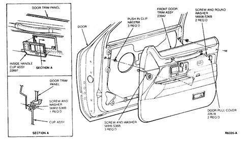Car Door Lock Mechanism Diagram by Door Lock Parts Diagram 1970 Downloaddescargar
