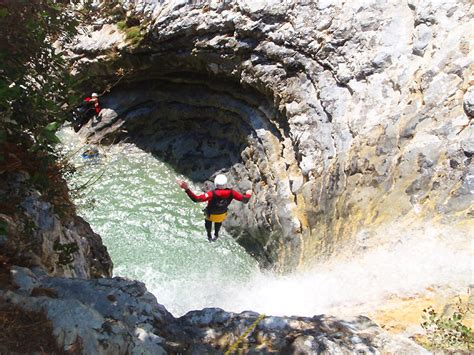 guest bed single to canyoning outdoor adventure packages lake garda italy