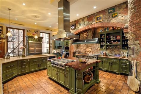 27 Luxury Kitchens That Cost More Than $100,000 (incredible. Wine Country Kitchens. Beige And Red Kitchen. L Shaped Country Kitchen Designs. Kitchen Banquette Seating With Storage. Kitchen Storage Benches. Rustic Country Kitchen Table. Red Tile Kitchen Backsplash. Judys Country Kitchen