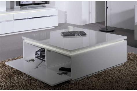 chaise pour chambre à coucher table basse carrée laque blanc trendymobilier com