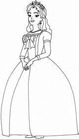 Queen Coloring Pages Print sketch template