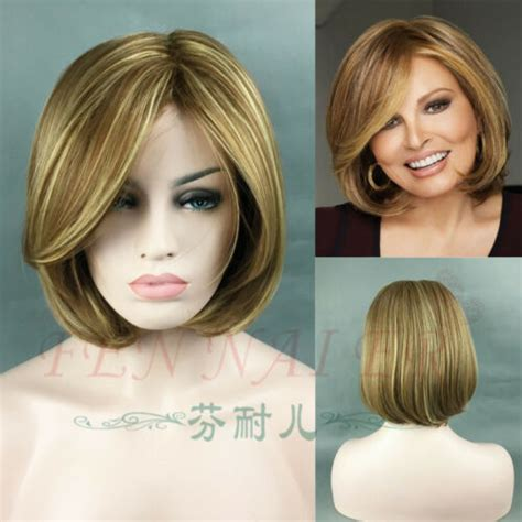 Flaxen Yellow Hair by New Style Flaxen Yellow Mixed Bob S