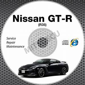 Purchase 2014 Nissan Gt Canada Service Manual Cd Rom