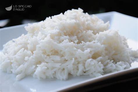 cucinare riso al vapore ricetta riso al vapore le ricette dello spicchio d aglio