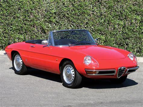 Mad 4 Wheels - 1966 Alfa Romeo Spider Duetto - Best ...