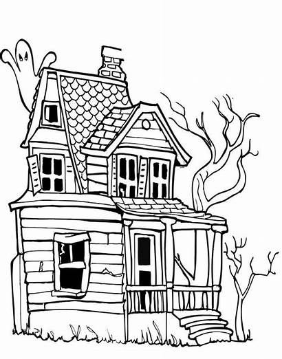 Halloween Spooky Coloring