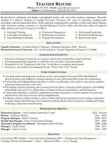 best resumes for new teachers mbbenzon sle resumes
