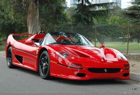 1995 Ferrari F50 For Sale...