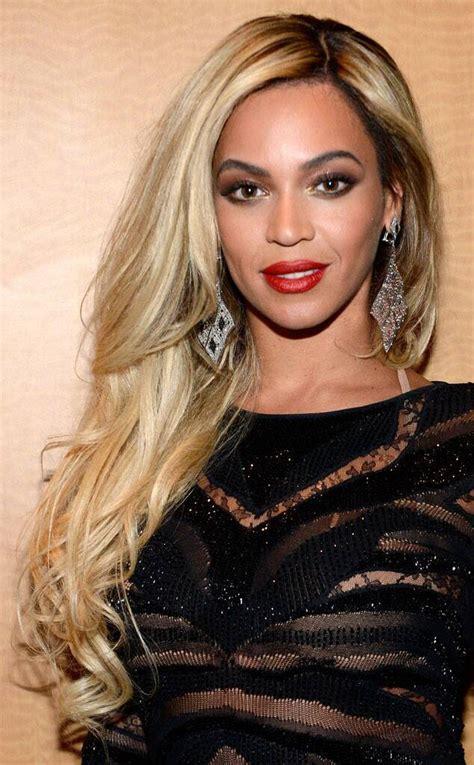 Beauty Police: Beyoncé Debuts New Hair At Super Bowl Party ...