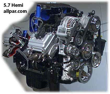 2008 5 7l Hemi Engine Diagram by The Modern 5 7 Mopar Hemi V8 Engine
