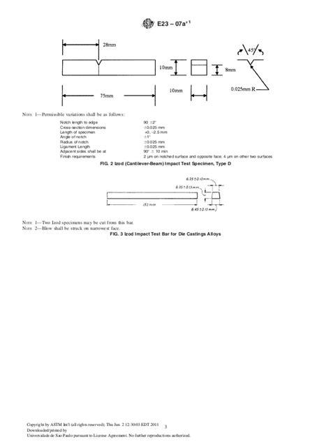 Astm e23 07 (impact test) 20160406 233024