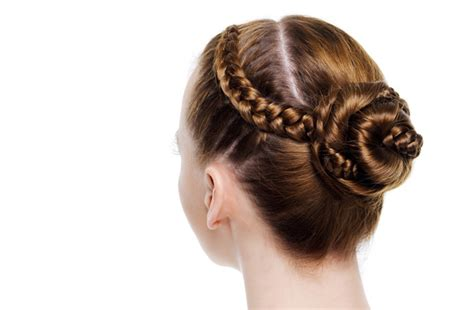 peinados  coletas peinados recogidos  trenzas