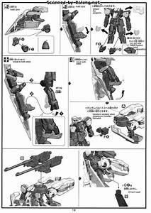 Hg Gundam Barbatos  U0026 Long Distance Transport Booster Kutan