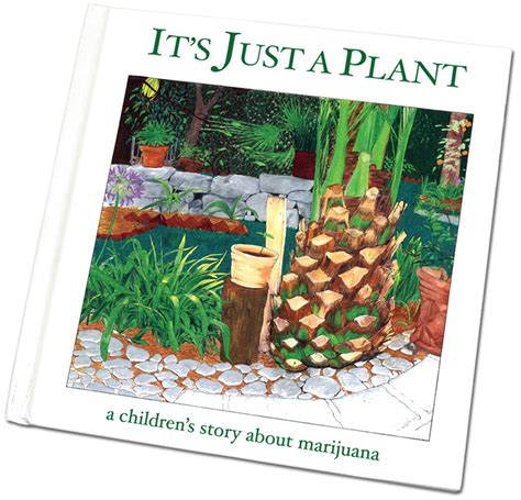 book on plants quot it s just a plant quot a candid kids book on cannabis review