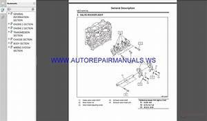 Subaru Impreza G12 2010 Service Manual