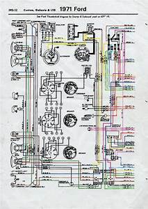 1971 Ford Ltd Wiring Diagram Front