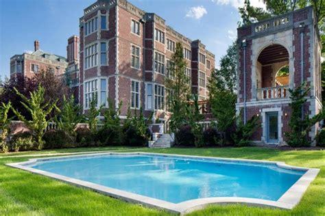 jersey mansion  ties  lincoln memorial top ten