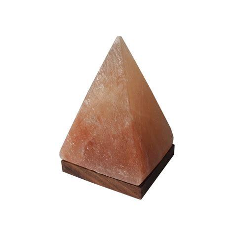 le pyramide en cristal de sel