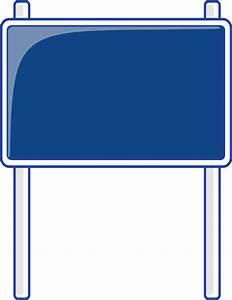 Blank Highway Sign - Bing images