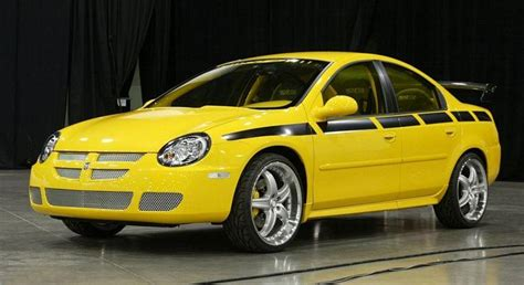 dodge neon srt custom car picture dodge car