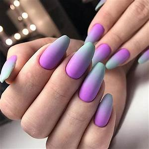 33 ombre nails designs for you in and