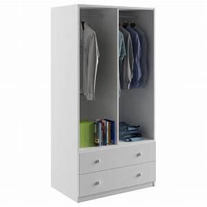Armoire 90 Cm Largeur : armoire happy animals 90 cm azura home design ~ Teatrodelosmanantiales.com Idées de Décoration