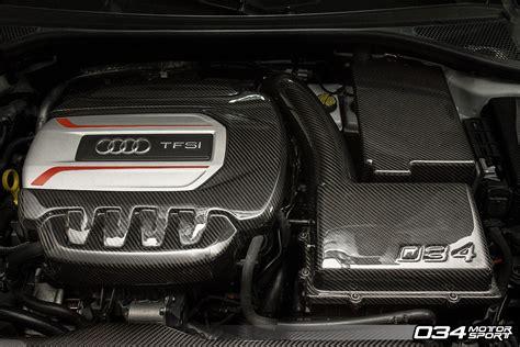 Carbon Fiber Engine Cover, 8v Audi S3 & Mkiii Audi Tts
