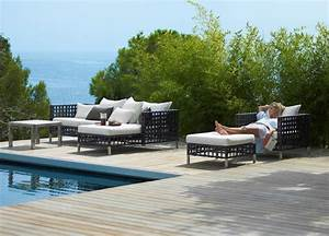 Outdoor Furniture – Cane Line Flow Lounge
