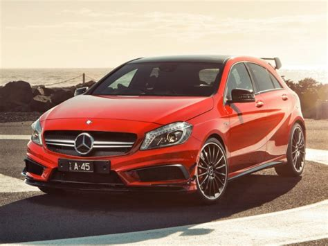We will be getting the beefiest offering which means you can sprint to 100 km/h. amg mercedes a45 edition Wallpapers HD / Desktop and Mobile Backgrounds