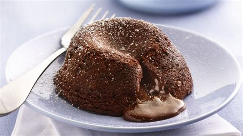 molten chocolate cakes recipe  betty crocker