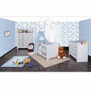Babyzimmer Weiß Grau : babyzimmer felix in weiss grau mit 3 t rigem kl 19 tlg prestij blau baby m bel babyzimmer ~ Sanjose-hotels-ca.com Haus und Dekorationen