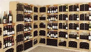 Casier Bouteille Vin : fabriquer un casier a bouteille maison design ~ Preciouscoupons.com Idées de Décoration