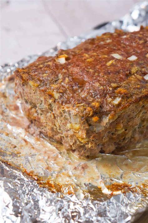 Grandma lowell's favorite meatloaf, grandma leigh's meatloaf, grandma's tomato soup meatloaf, etc. Meatloaf with Gravy - This is Not Diet Food
