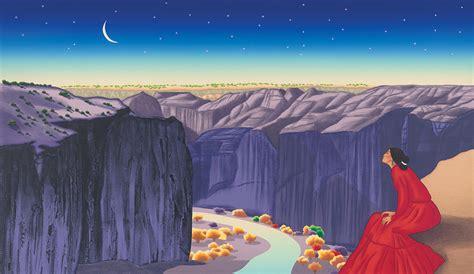 R.c. Gorman Navajo Gallery I Sedona Monthly Magazine
