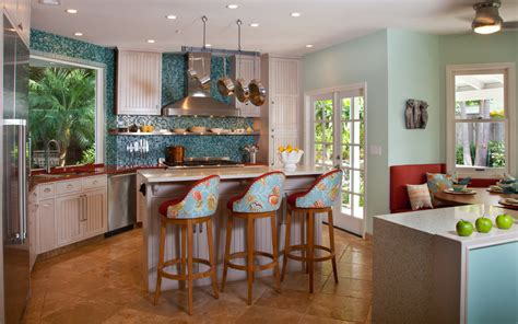 nook ideas 23 fresh tropical kitchen design ideas