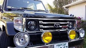 Led Headlights For Fj60 And Fj62 Landcruisers