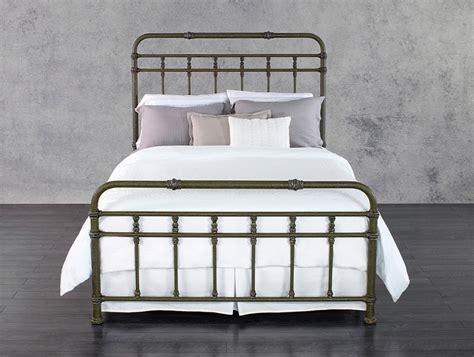 wesley allen laredo iron bed canada mattress sleep