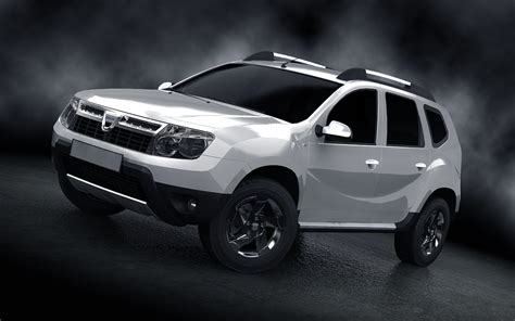 renault duster white dacia duster white by salimljabli on deviantart