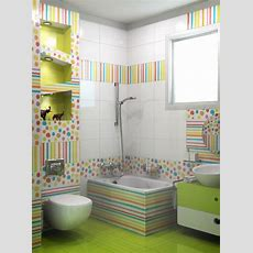 30 Colorful And Fun Kids Bathroom Ideas