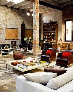 Amazing Warehouse Conversion In Barcelona HomeDSGN