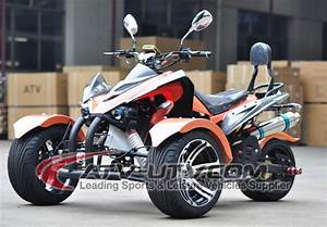 Eec Approved 250cc 4 Stroke Manual Clutch 3 Wheeler Atv