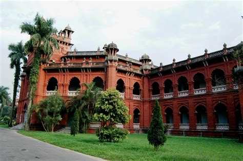 Panoramio - Photo of KARJON HALL, UNIVERSITY OF DHAKA