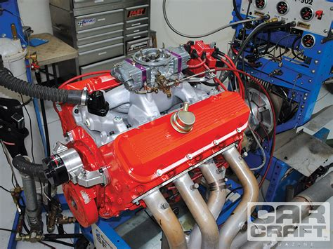 Cheap High Horsepower Engines by Cheap Big Block Chevy Engine Build Rod Network