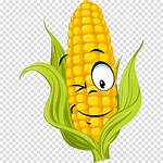 Clipart Field Vegetable Flower Transparent Drawing Corn