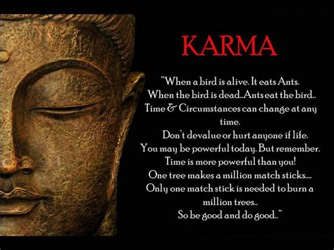 Karma Quotes Ecosia