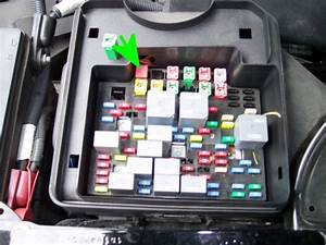 Gmc Electrical Question  Fuse Location