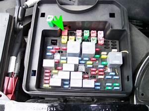 Hummer H2 Fuse Box