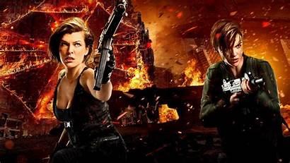 Resident Evil Ruby Rose Final Chapter Jovovich